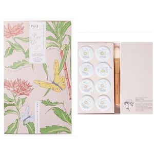 NIB WEI Two in One Purify and Glow Mask Collection